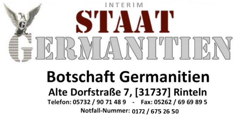 Botschaft Germanitien